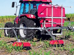 Silvan Sugarcane Spraying Units