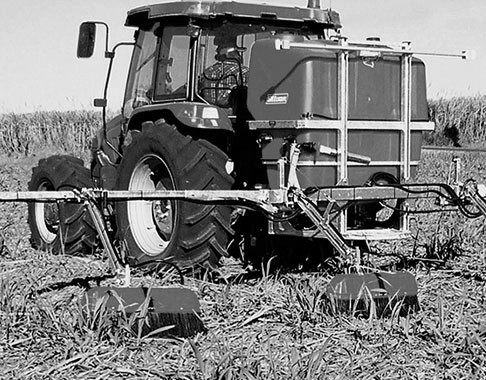 Silvan Sugarcane Spraying Units